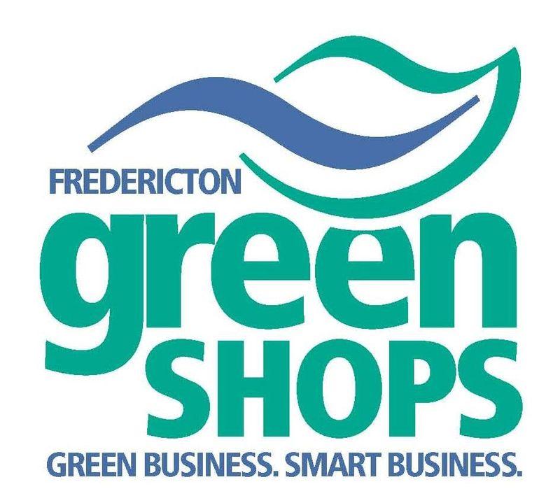 GreenShops Fredericton logo
